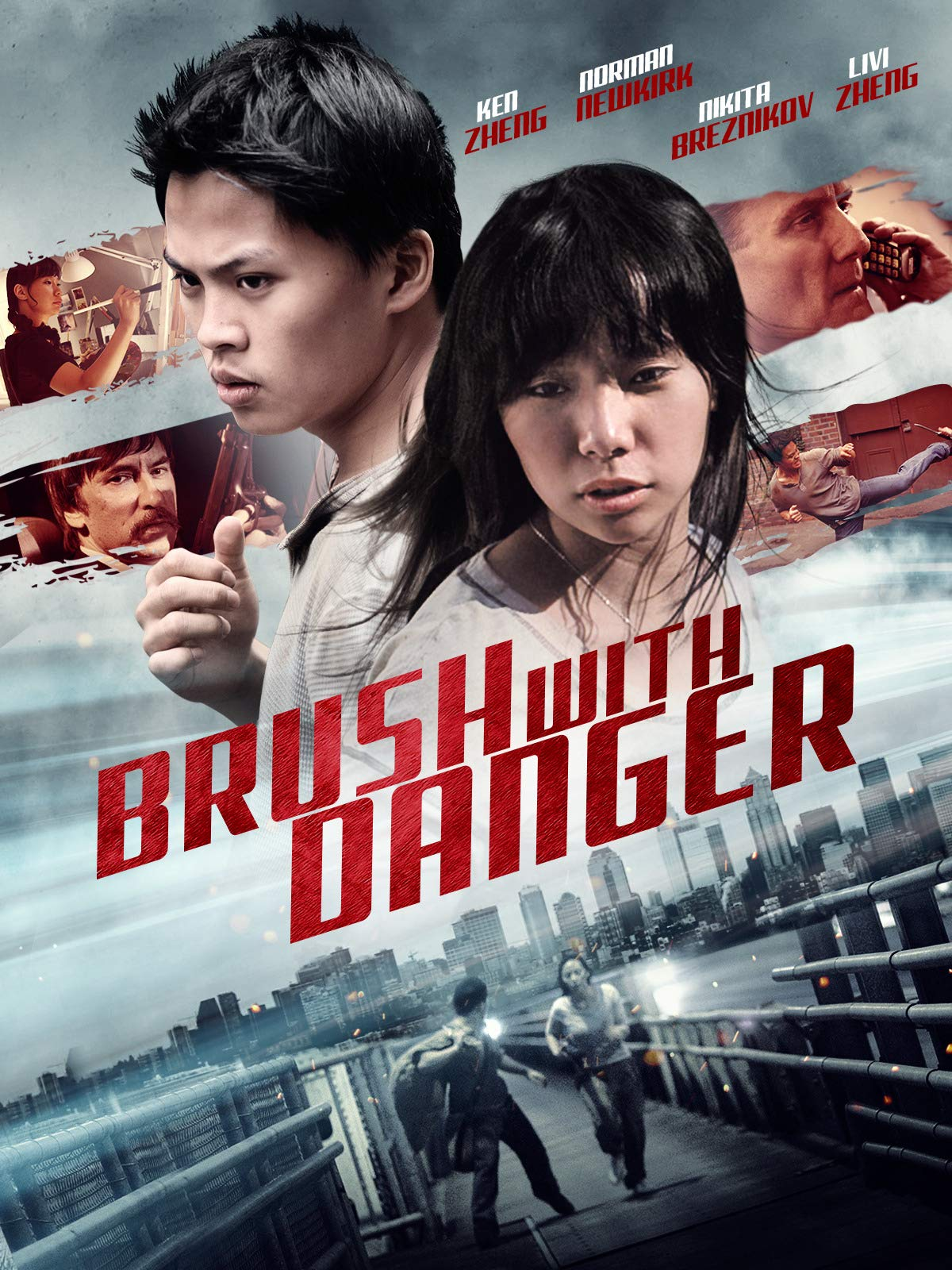 Brush With Danger on Amazon Prime Video UK