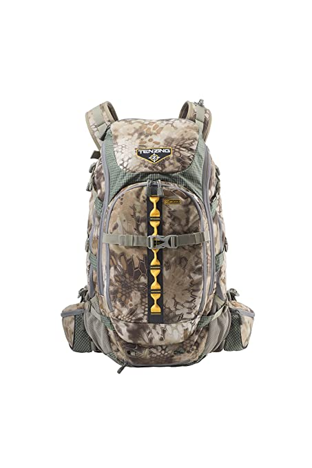 Amazon.com : Tenzing TZ 3000 Hunting Backpack, Kryptek Highlander ...