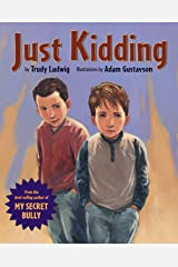 Just Kidding Hardcover