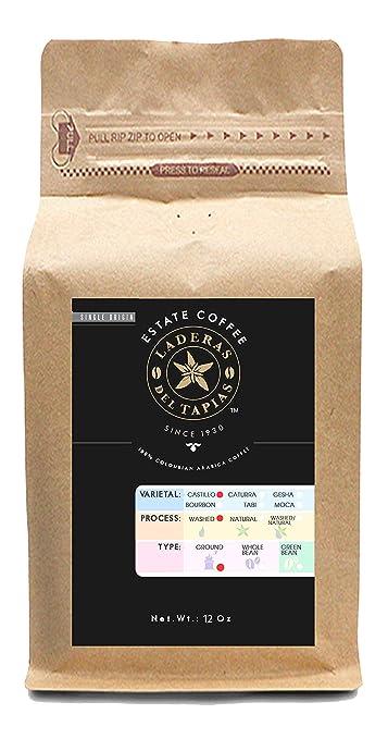 Premium Castillo Coffee Ground - Estate Laderas del Tapias Colombia Image