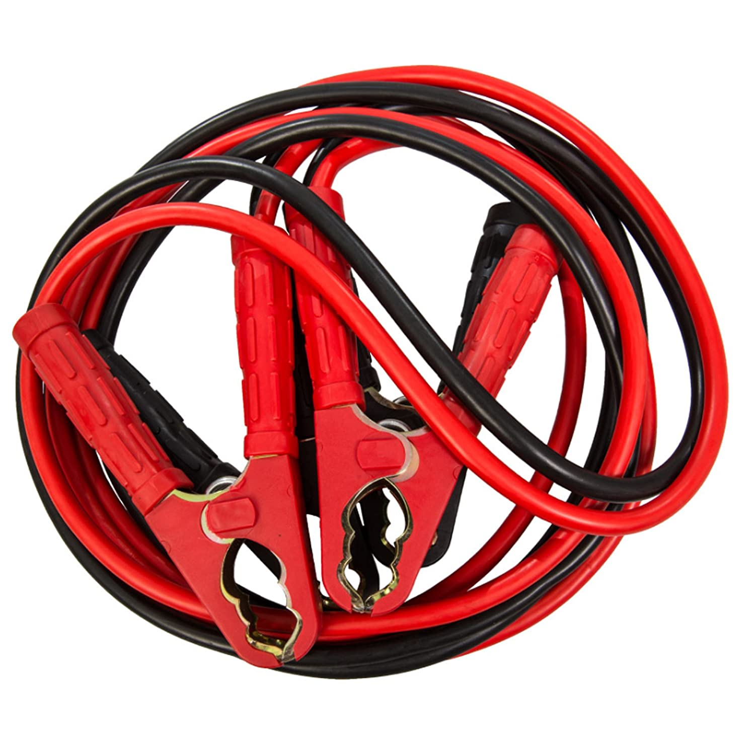 Wheels N Bits 35mm 5500cc Car Van Truck Boat Tractor Jump Leads Booster Cables 1000AMP 12ft