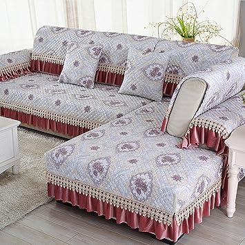 Amazon Com Modernes Sofa Kissen Four Seasons Stoff Kissen