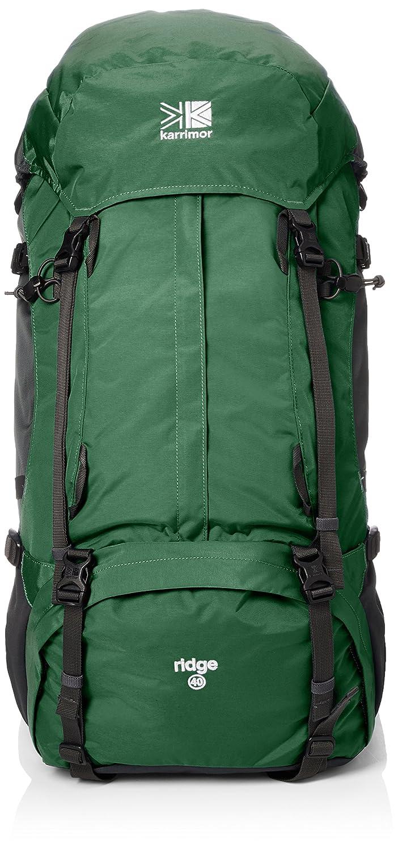 [カリマー] 中型トレッキングザック ridge40 type2 575  Leaf Green(リーフグリーン) B06XCHVD5V