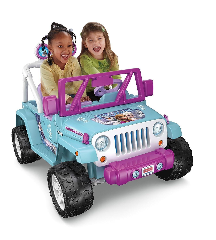 $100 Off Power Wheels Disney F...