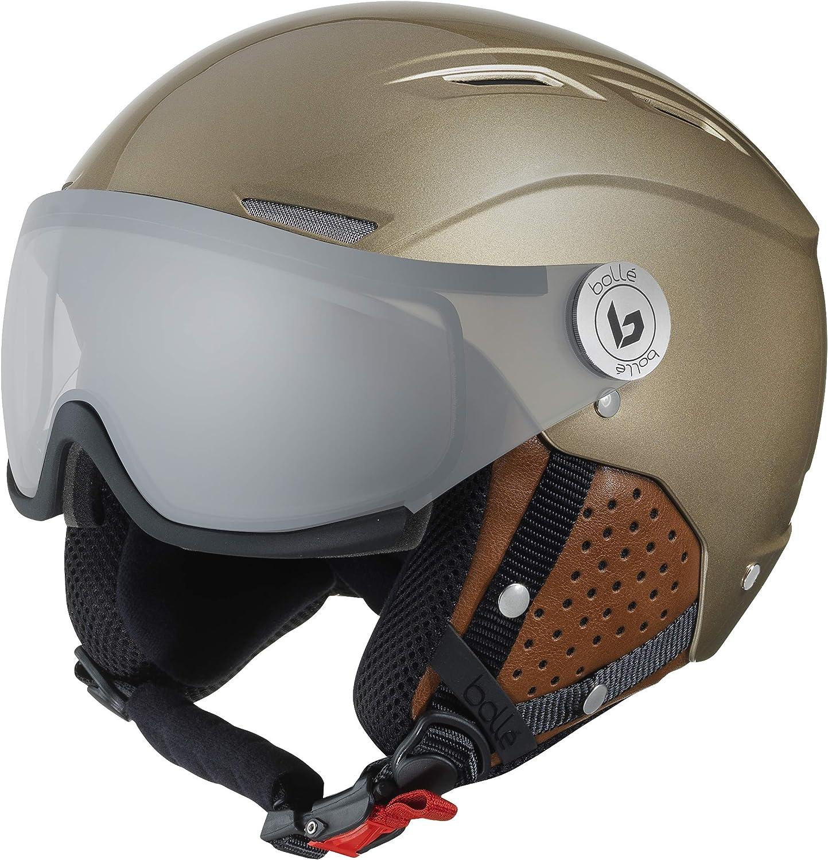 Boll/é Backline Visor Ski Helmets Gold Unisex-Adult 59-61 cm