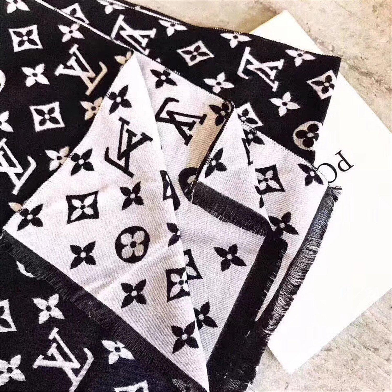 Changx Women Cashmere Scarf Warm Scarves Fashion Luxury