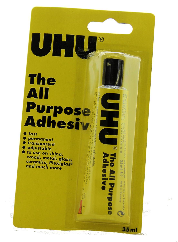 Uhu All Purpose Glue 35ml Blister
