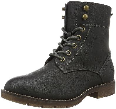 Jane Klain Damen 253 575 Chelsea Boots, Grau (Dk. Grey), 40 EU