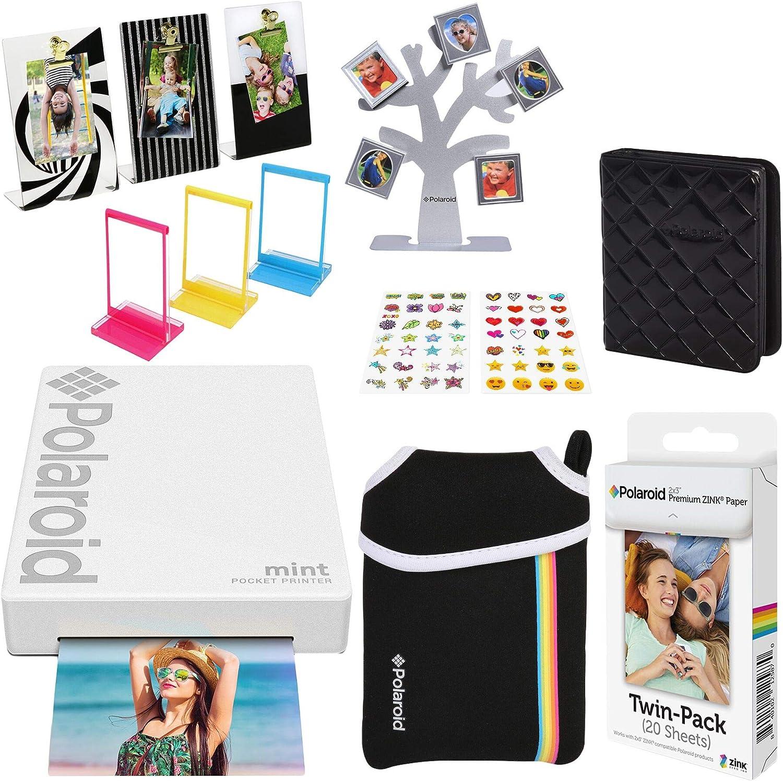 Amazon.com: Polaroid Mint - Impresora de bolsillo, color ...