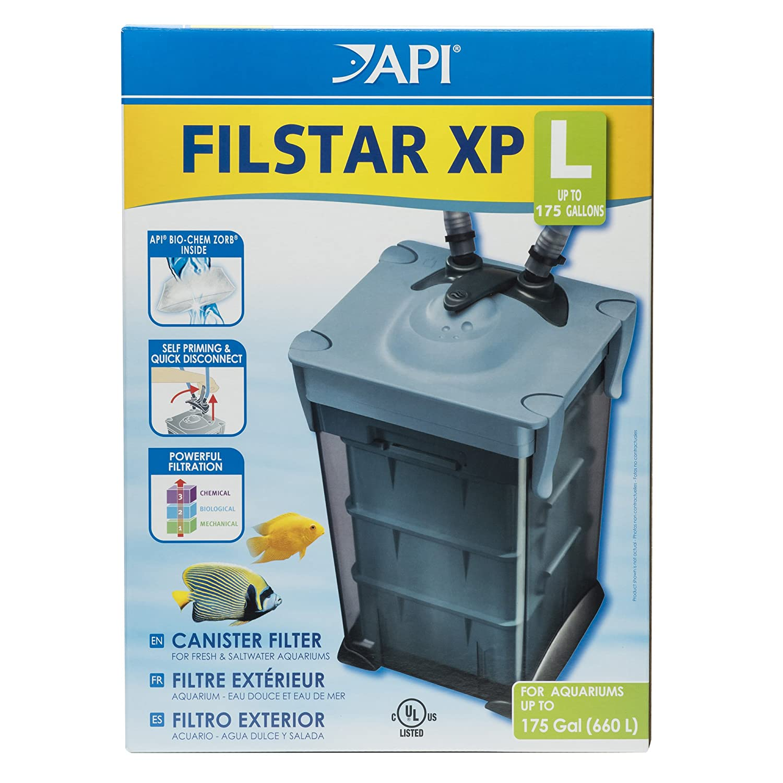 API Filstar XP-L Canister Filter by API B000260FX4
