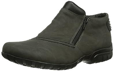 76c9f9eec184d2 Rieker L4662 Damen Kurzschaft Stiefel  Rieker  Amazon.de  Schuhe ...