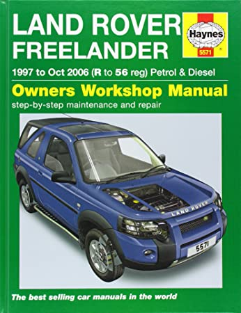 land rover freelander service and repair manual 1997 2006 haynes rh amazon co uk freelander repair manual pdf freelander repair manual pdf