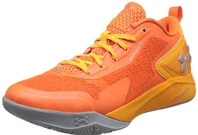 a558199cd909 sweden ua clutchfit drive orange red a44e6 68b04  authentic under armour  mens clutchfit drive 2 low blz yzo msv basketball shoe 9 men d024d