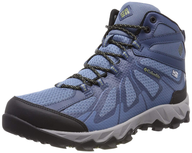 Columbia Herren Peakfreak XCRSN II XCEL MID Outdry Trekking- & Moss Wanderstiefel Blau (Steel, Cool Moss & 413) 43.5 EU 14bf99