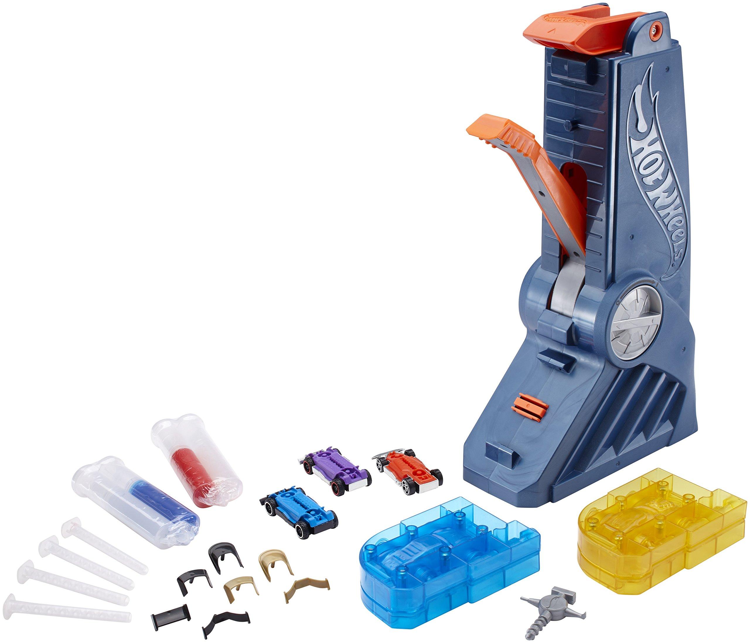 cool boy toys age 10 the hot wheels car maker kit set unique
