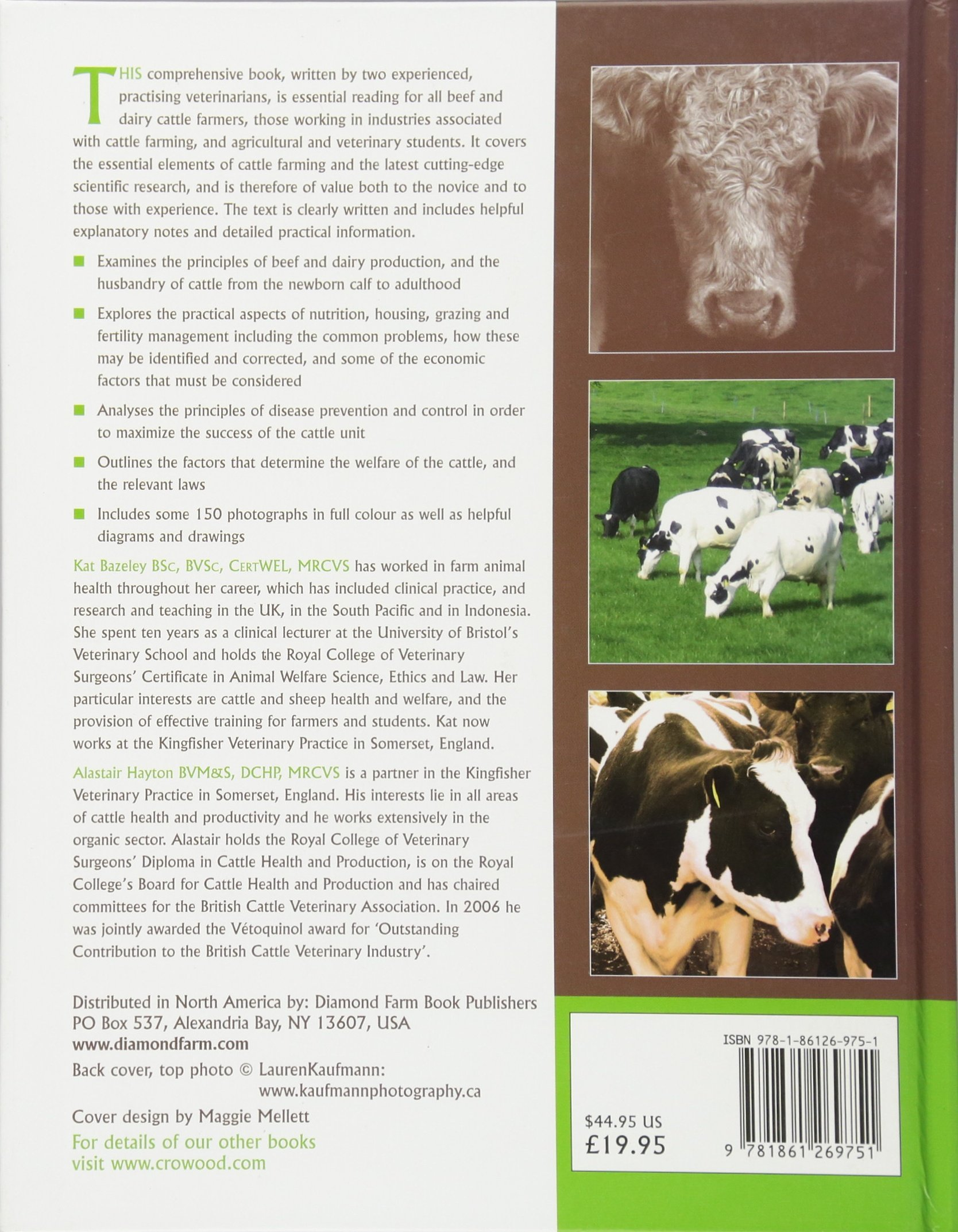 Practical cattle farming amazon co uk kat bazeley alastair hayton 9781861269751 books