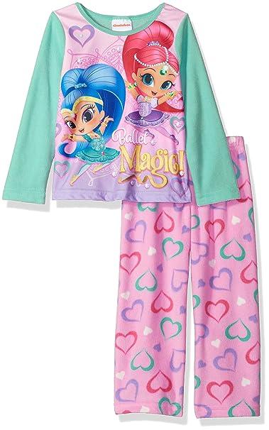 Amazon.com: Nickelodeon - Conjunto de 2 piezas de pijamas ...