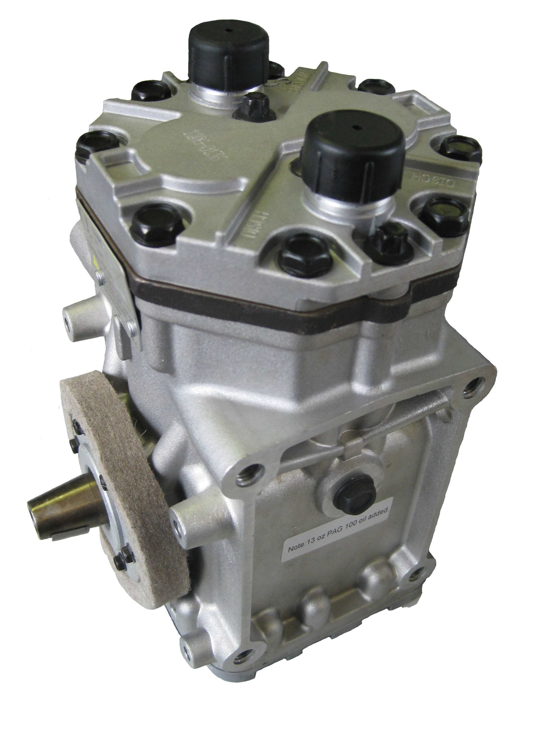 Amazon.com: Freightliner Kenworth Peterbilt York Style AC Compressor ET210L: Automotive