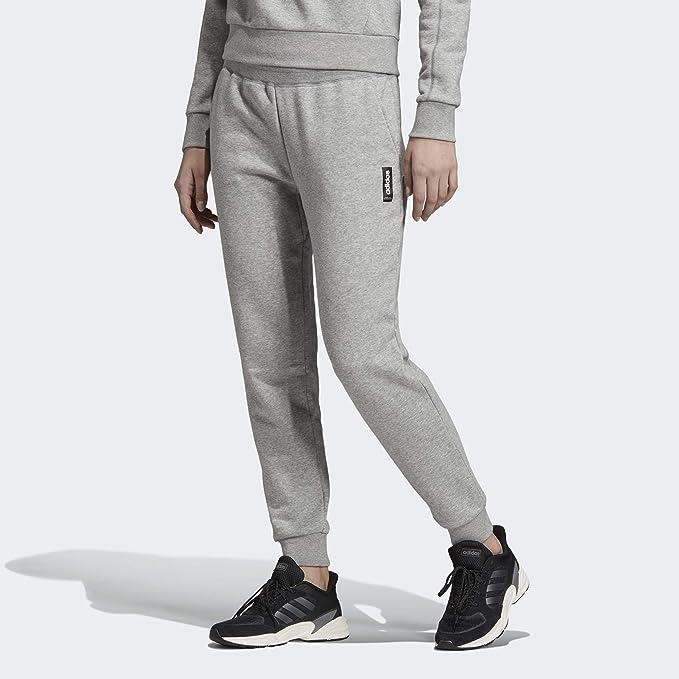 adidas W Brilliant Basics - Pantalones de chándal: Amazon.es ...