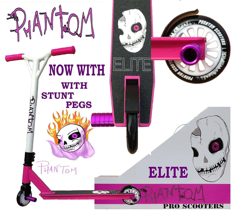 Phantom Z Elite Fija Bar Stunt Scooter Patinete de Empuje ...