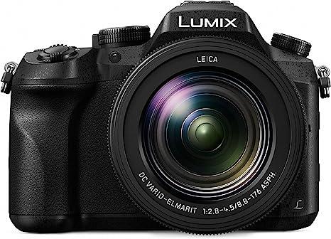 Panasonic - Cámara de Fotos Digital Panasonic Lumix DMC-FZ2000EF ...