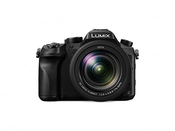 Panasonic Lumix DMC-FZ2500 20.1 MP Digital Camera with 20x Optical Zoom (Black) Point & Shoot Digital Cameras at amazon