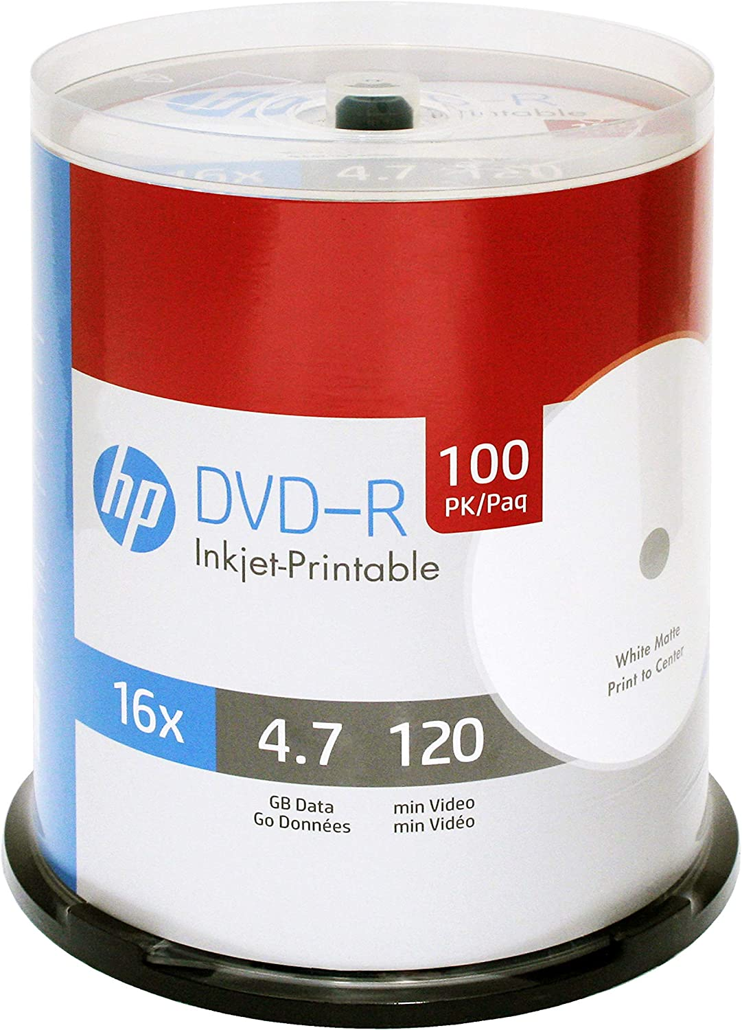 It's just a graphic of Ink Jet Printable Dvd in r dl
