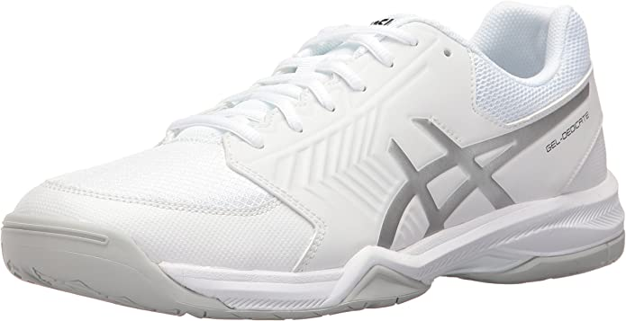 4.ASICS Men's Gel-Dedicate 5 Tennis Shoe
