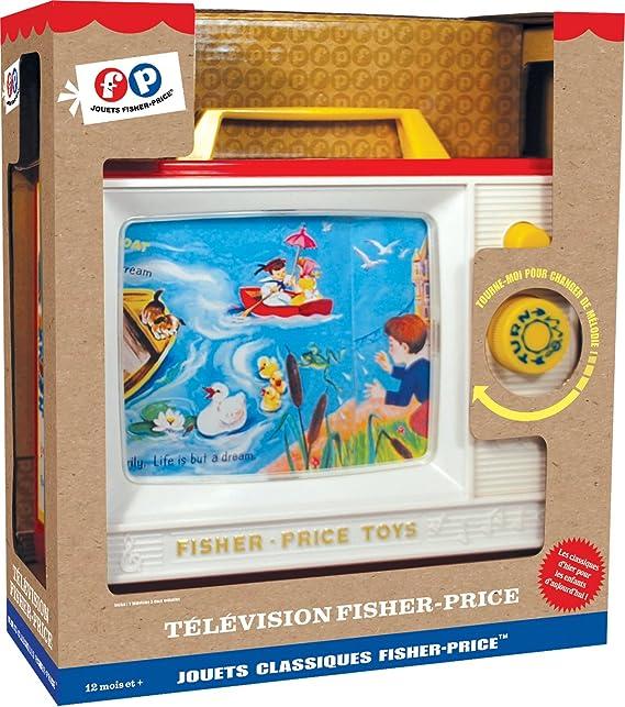 Fisher-Price Televisor: Amazon.es: Juguetes y juegos