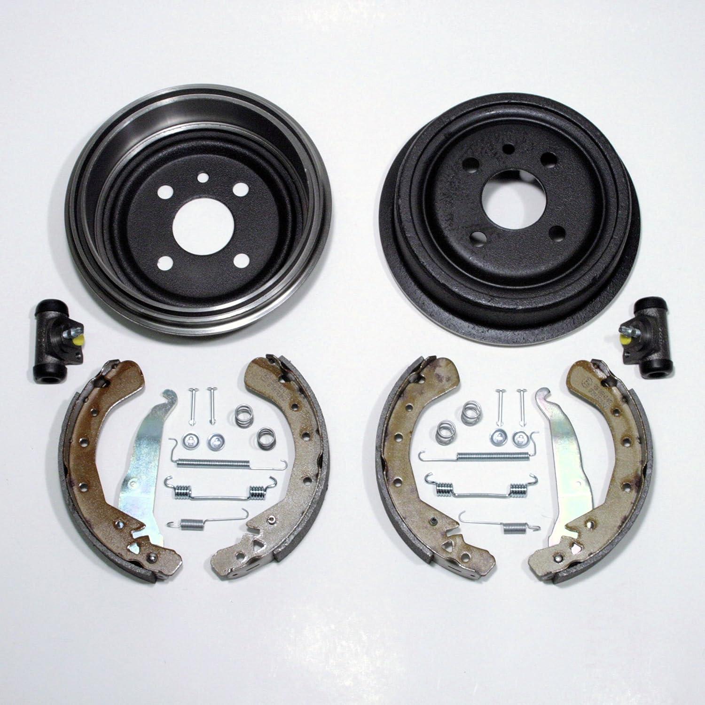 Bremstrommel/Bremsen Set hinten Autoparts-Online