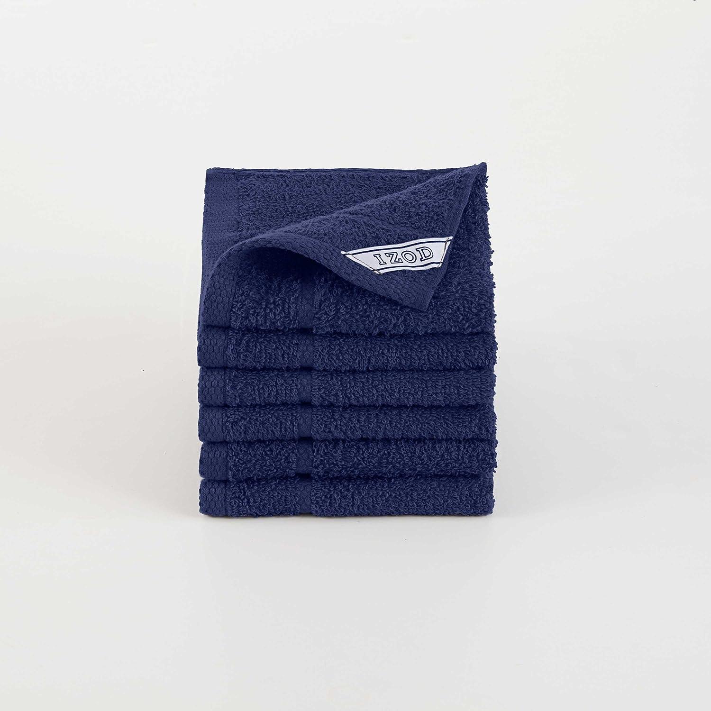 Chambray, 4 Piece Bath Towel Set IZOD Performance