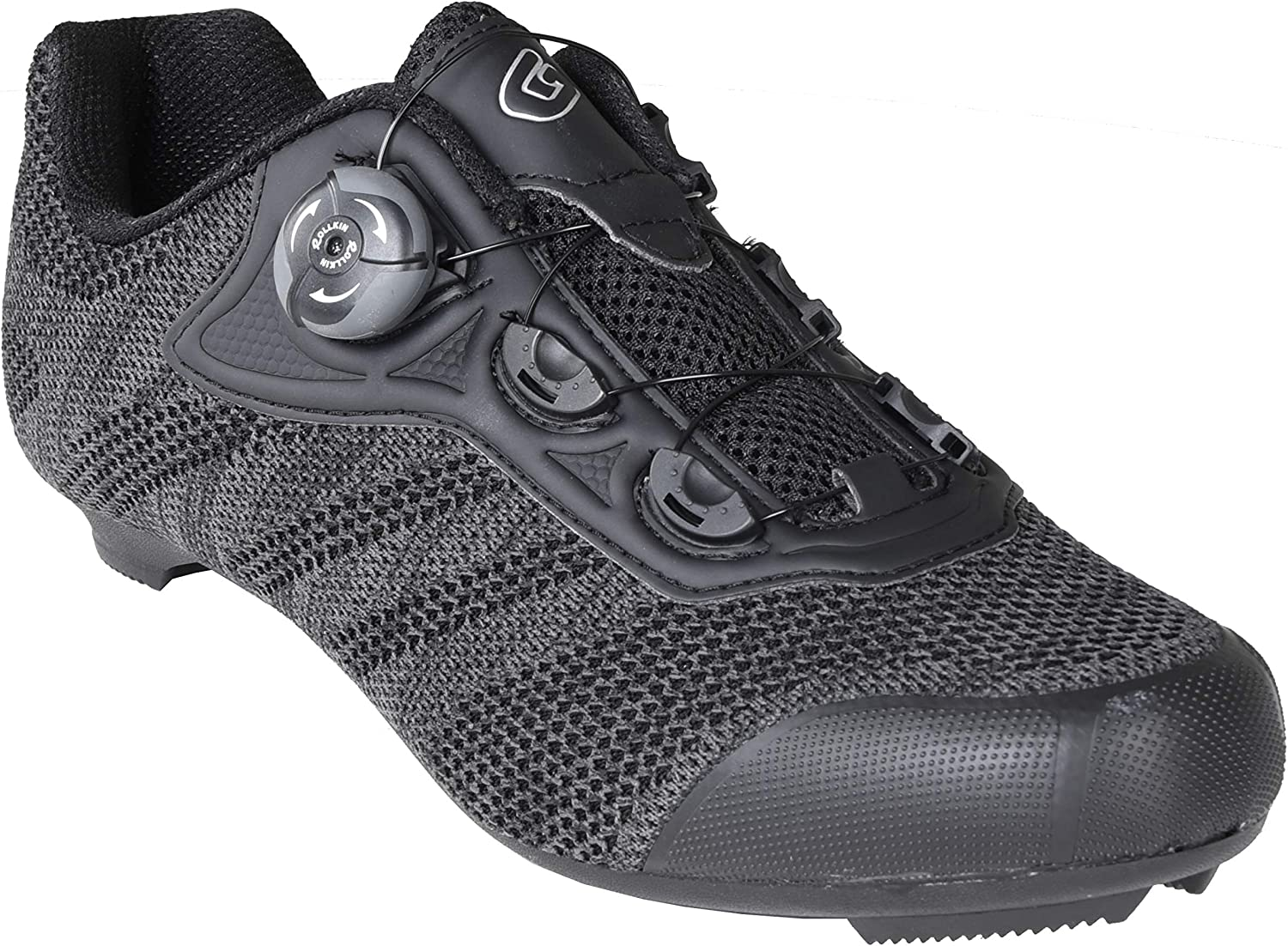 Quick Lace Gavin Pro Road Cycling Shoe 3 Bolt Road Cleat Compatible