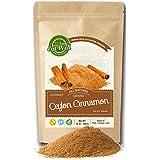 Eat Well Premium Foods - Ceylon Cinnamon Ground Powder 16oz Reseable Bag,100% Natural