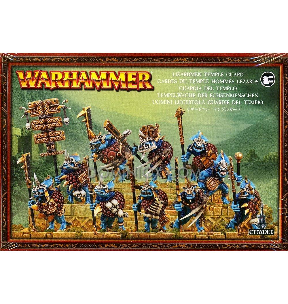 Garantía 100% de ajuste Warhammer 88-12. Guardia del del del Templo  descuentos y mas