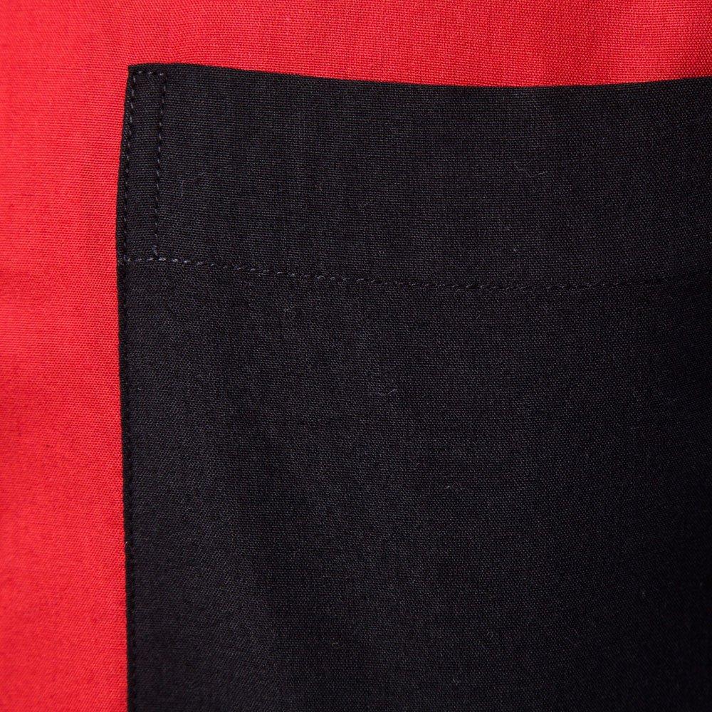 Camisa de Manga Larga para Hombre Camisas de Corte Slim Casuales Blusa by Manadlian: Amazon.es: Ropa y accesorios