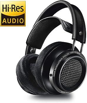 Philips Fidelio X2HR Premium Over-Ear 3.5mm Wired Headphones