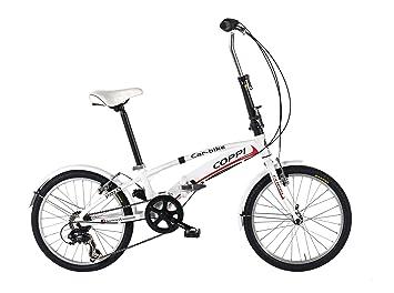 CAR Bike bicicleta plegable Fausto Coppi 50.8 cm