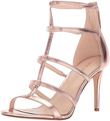 Nine West Nayler Strappy Heel Sandal F9bdt4