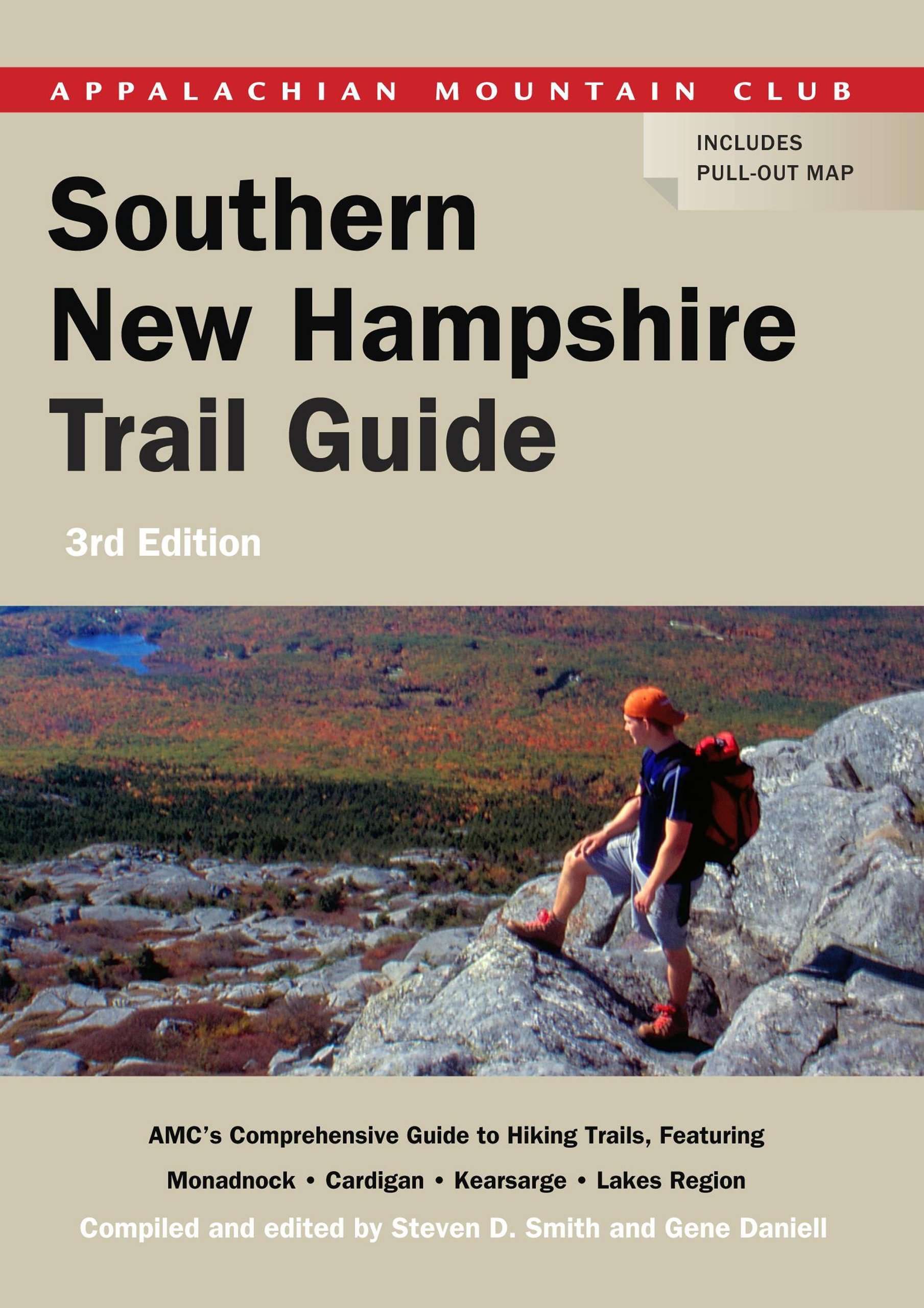 Read Online Southern New Hampshire Trail Guide, 3rd: AMC's Comprehensive Guide to Hiking Trails in Southern New Hampshire, including Monadnock, Cardigan, ... Club: Southern New Hampshire Trail Guide) ebook