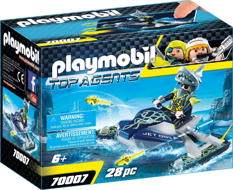 PLAYMOBIL - Team S.H.A.R.K. Nave Cohete