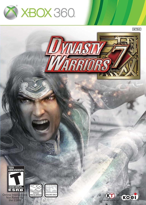 Amazon Com Dynasty Warriors 7 Xbox 360 Video Games