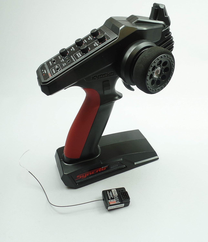 Kyosho Syncro KT-231P+ 2.4Ghz Remote Control + KR-331 Radio Receiver KIS®