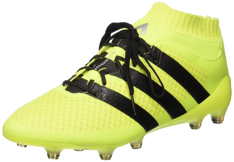 Adidas Herren Ace 16.1 Primeknit S76470 Fußballschuhe, gelb, 7.5 EU