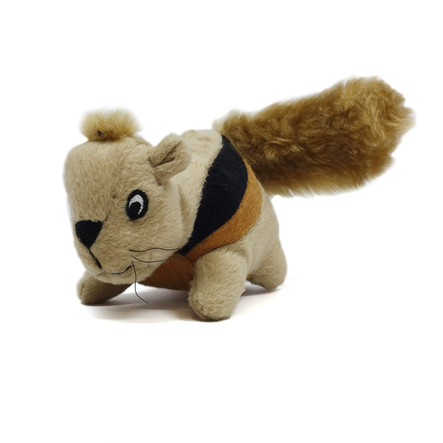 Outward Hound Kyjen Hide A Squirrel Plush Dog Toy 7 Piece