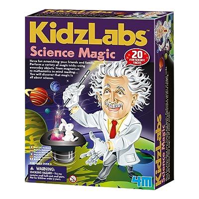 4M Science Magic Kit, Multicolor: Toys & Games
