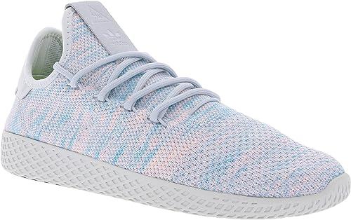 scarpe adidas grigie e rosa