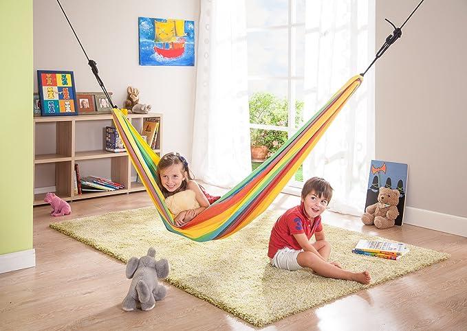 doorway kids indoor spiritoy and garden infant hammock babies outdoor toddler net com amazon swing for toddlers dp