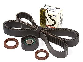 Evergreen tbk095 Suzuki g13 a g13ba SOHC 8-valves Kit de Correa dentada: Amazon.es: Coche y moto