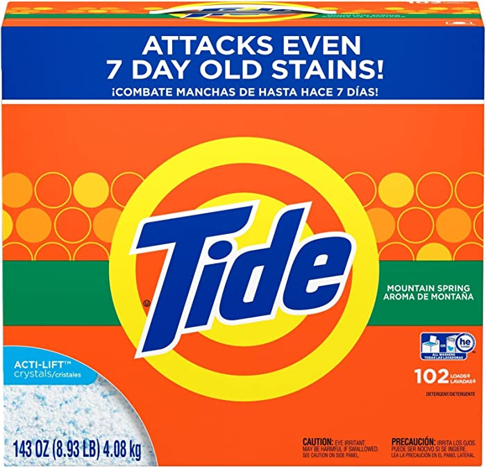 Top 10 Tide Purclean Plantbased Laundry Detergent