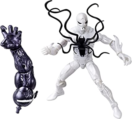 """Venom Marvel Legends Monstre Venom BAF Series 6/"""" poison spider-man Peter Parker"""